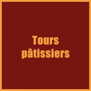 Tours patissiers