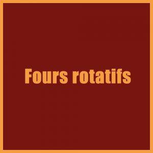 Fours rotatifs